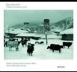 Giya Kancheli / Davies/ Radio Sym Orch of Vienna - Trauerfarbenes Land