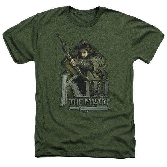 The Hobbit Kili Adult Heather Military