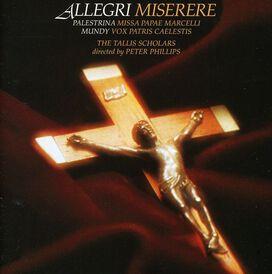 The Tallis Scholars - Miserere / Palestrina / Missa Papae Marcelli
