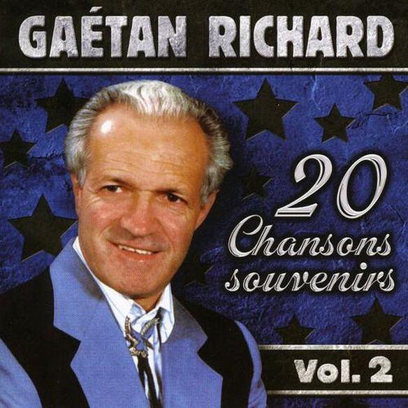 20 Chansons Souvenirs 2 (Can)