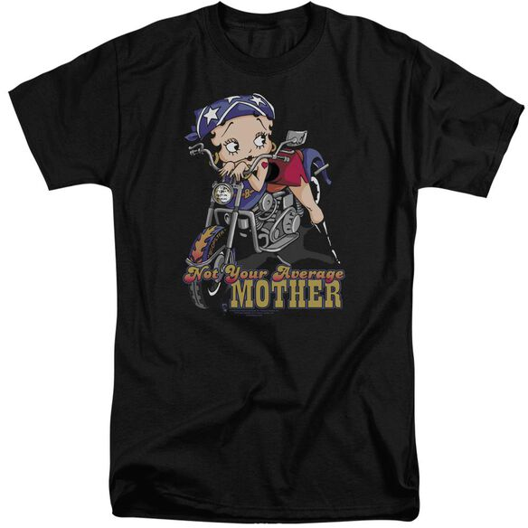 Betty Boop Not Your Average Mother Short Sleeve Adult Tall T-Shirt