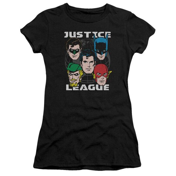 Jla Head Of States Premium Bella Junior Sheer Jersey