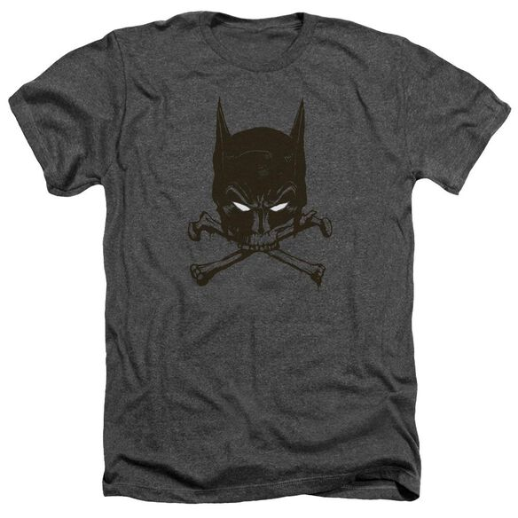 Batman Bat And Bones Adult Heather