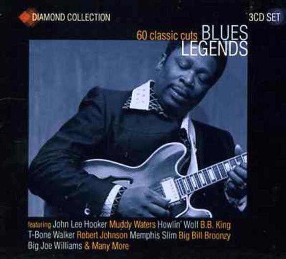 Various Artists - Blues Legends Collection