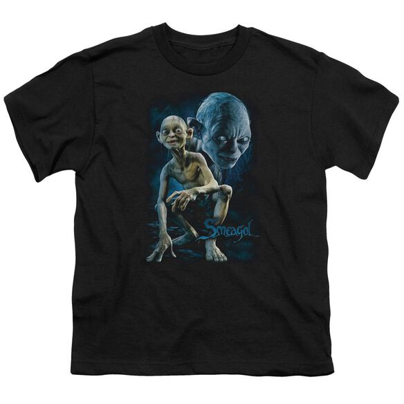 Lor Smeagol Short Sleeve Youth T-Shirt