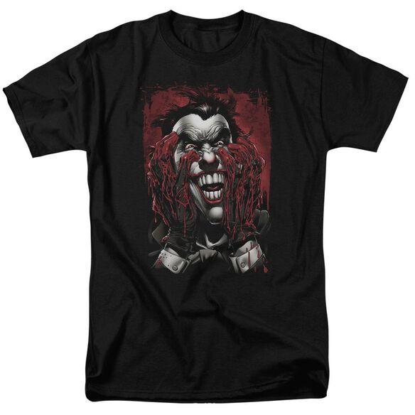 BATMAN BLOOD IN HANDS - S/S ADULT 18/1 T-Shirt