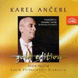 S. Prokofiev - Ancerl Gold Edition 36