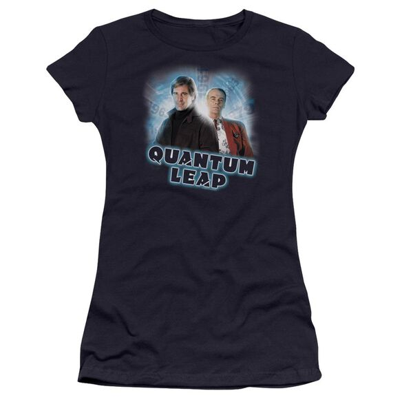 Quantum Leap Sam And Al Premium Bella Junior Sheer Jersey