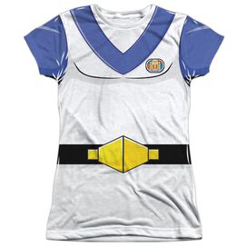 Voltron Lance Costume Short Sleeve Junior Poly Crew T-Shirt