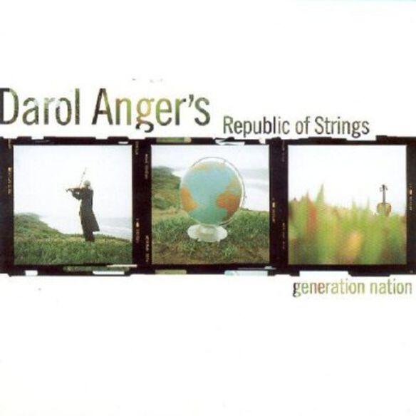 Darol Anger - Generation Nation