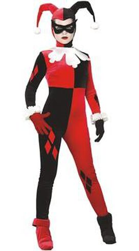 Harley Quinn Classic Adult Costume