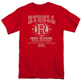 Grease Rydell High Short Sleeve Adult T-Shirt