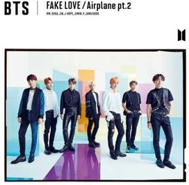 BTS - Fake Love/Airplane, Pt. 2