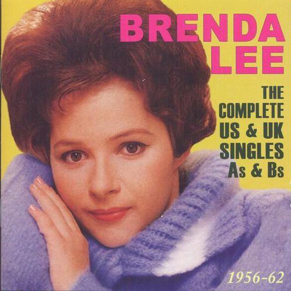 Brenda Lee - Complete Us & UK Singles As & BS 1956-62