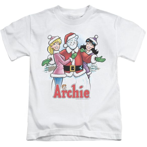Archie Comics Cover 223 Short Sleeve Juvenile White Md T-Shirt