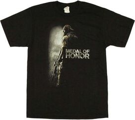 Medal of Honor Cover T-Shirt