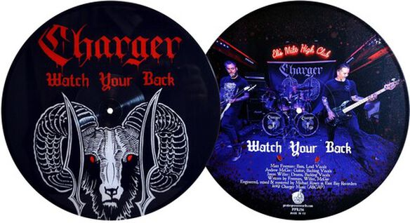 Charger - Watch Your Back