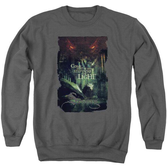 Hobbit Taunt Adult Crewneck Sweatshirt