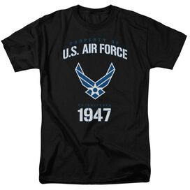 Air Force Property Of Short Sleeve Adult T-Shirt