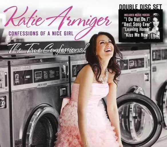 Confessions Of A Nice Girl (W/Dvd) (Bonus Tracks)