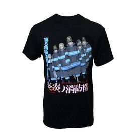 Fire Force Group T-Shirt