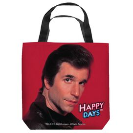 Happy Days Red Fonz Tote