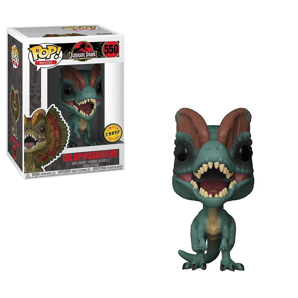 Funko Pop Jurassic Park Dilophosaurus Fye