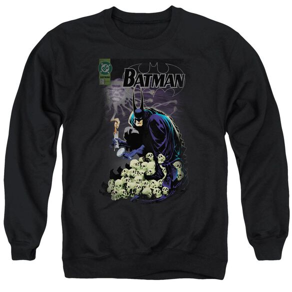 Batman Cover #516 Adult Crewneck Sweatshirt