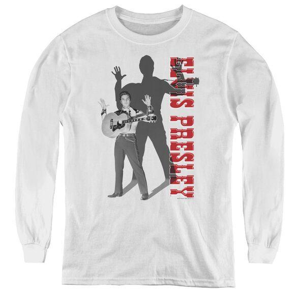 Elvis Presley Look No Hands-youth Long