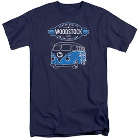 Woodstock Van Short Sleeve Adult Tall T-Shirt