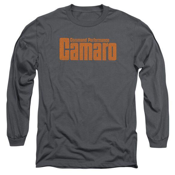 Chevrolet Command Performance Long Sleeve Adult T-Shirt