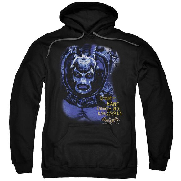 Batman Aa Arkham Bane Adult Pull Over Hoodie
