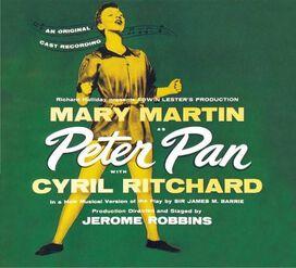 Mary Martin - Peter Pan