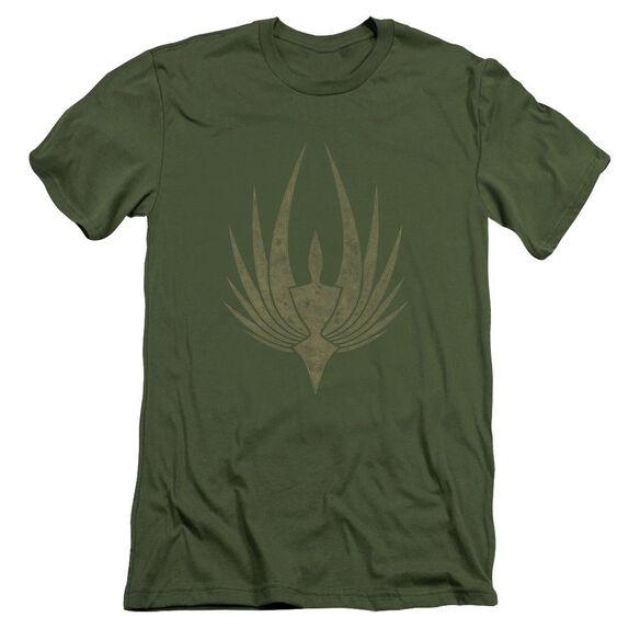 Bsg Phoenix Short Sleeve Adult Military T-Shirt