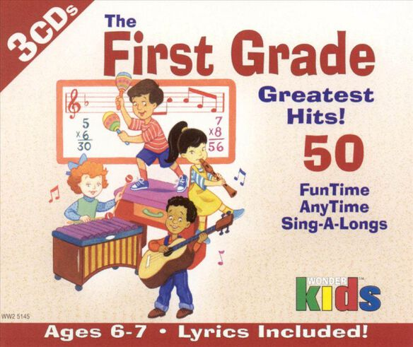 First Grade Greatest Hits