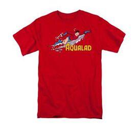 Aqualad Over Name T-Shirt