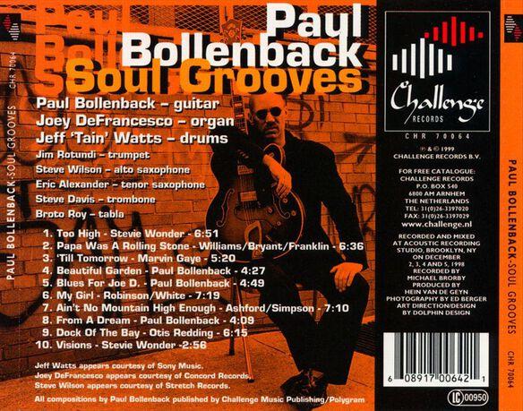 Soul Grooves........