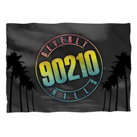 Beverly Hills 90210 Palms Logo Pillow Case