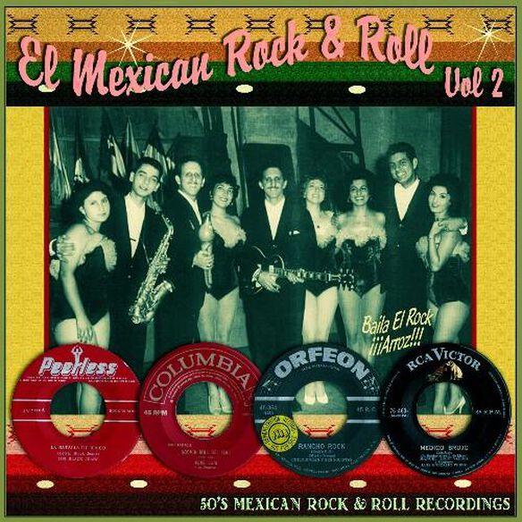 El Mexican Rock & Roll 2 / Various