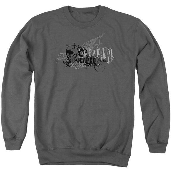 Batman Urban Crusader Adult Crewneck Sweatshirt