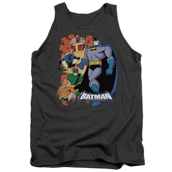 Batman Bb Batman & Friends Adult Tank