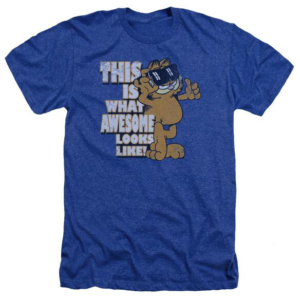 Garfield Awesome Adult Heather Royal