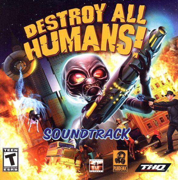 Destroy All Humans/Vi1105