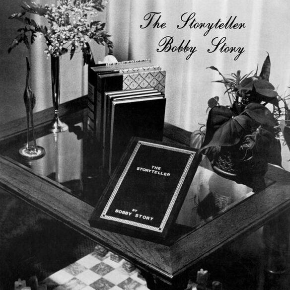 Bobby Patterson - The Storyteller