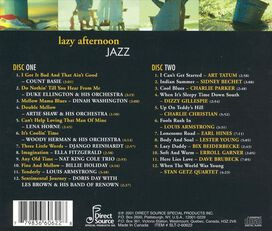 Various Artists - Lazy Afternoon Jazz