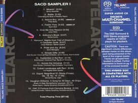 Various Artists - Telarc Sampler