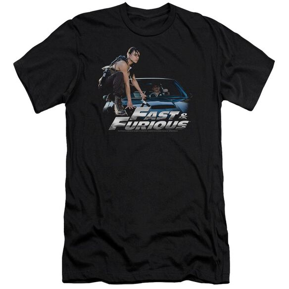 Fast And The Furious Car Ride Premuim Canvas Adult Slim Fit