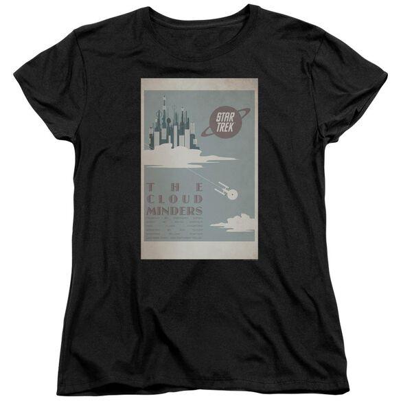Star Trek Tos Episode 76 Short Sleeve Womens Tee T-Shirt