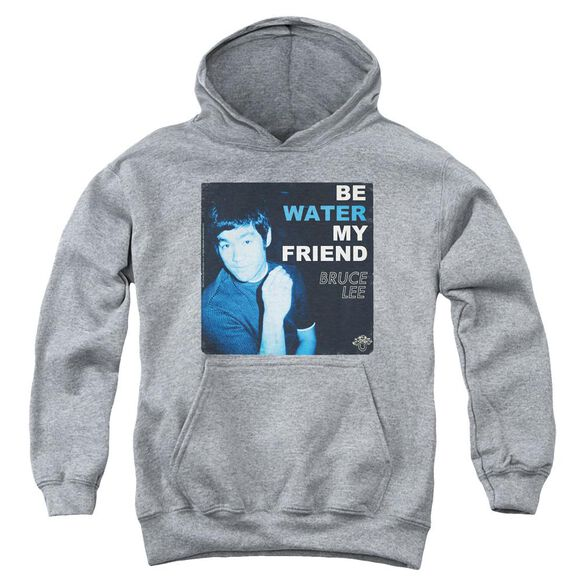 Bruce Lee Water Youth Pull Over Hoodie