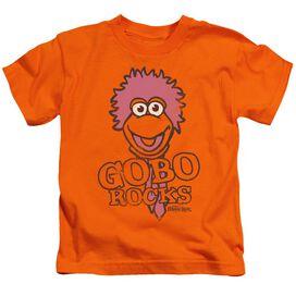 Fraggle Rock Gobo Rocks Short Sleeve Juvenile T-Shirt